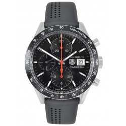Tag Heuer Carrera Calibre 16 Automatic Chronograph 41mm CV201AK.FT6040