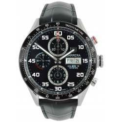 Tag Heuer Carrera Day-Date Chronograph 43mm Automatic CV2A1R.FC6235