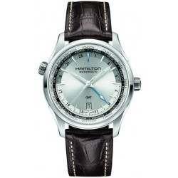 Hamilton Jazzmaster GMT H32605551