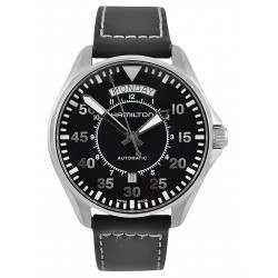 Hamilton Khaki Aviation Pilot Day Date H64615735