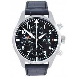 IWC Pilot's Watch Chronograph IW377701 - with Deployment Clasp