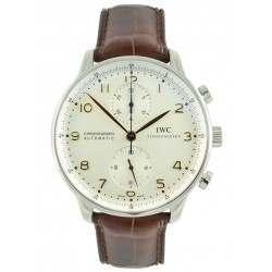 IWC Portuguese Automatic Chronograph Mens IW371445