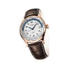 Longines Master Automatic GMT L2.631.8.70.3