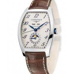 Longines Evidenza Mens Moon Phase L2.671.4.78.4