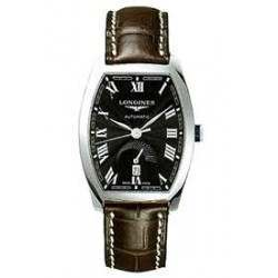 Longines Evidenza Mens Power Reserve L2.672.4.51.4