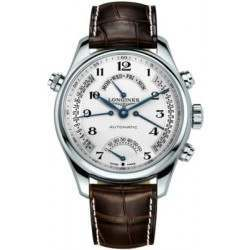 Longines Master Collection Retrograde Automatic L2.717.4.78.3