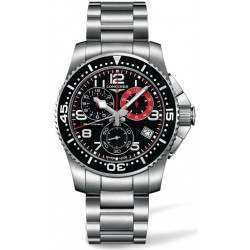 Longines HydroConquest Chronograph 41mm L3.690.4.53.6