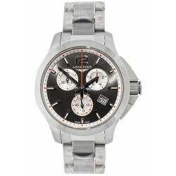 Longines Conquest Roland-Garros Quartz Chronograph L3.379.4.79.6