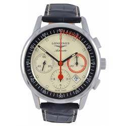 Longines Column-Wheel Chronograph Heritage L4.754.4.72.4