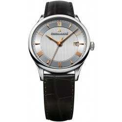Maurice Lacroix Masterpiece Date MP6407-SS001-110