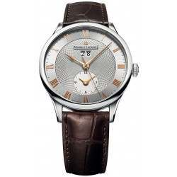 Maurice Lacroix Masterpiece Date GMT MP6707-SS001-111
