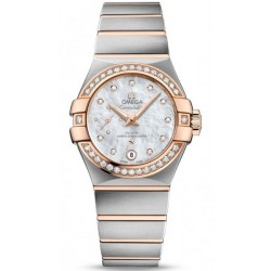 Omega Constellation Small Seconds Chronometer 127.25.27.20.55.001