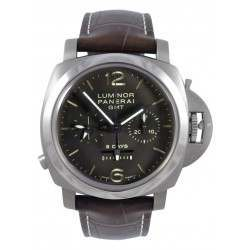 As New Panerai Specialities 1950 GMT PAM00311 Worn for 1 month only