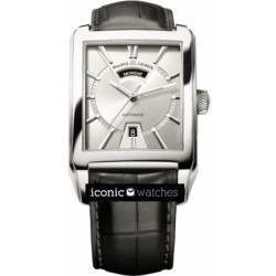 Maurice Lacroix Pontos Rectangulaire Day/Date PT6237-SS001-13E