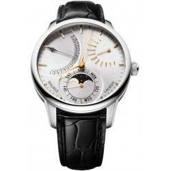 Maurice Lacroix Masterpiece Lune Retrograde MP6528-SS001-130