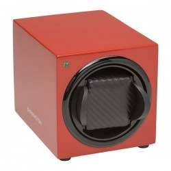 Barrington Single Watch Winder Crimson Red