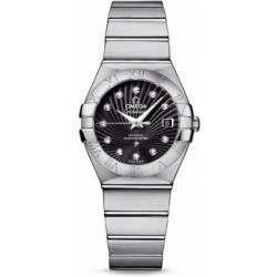 Omega Constellation Brushed Chronometer 123.10.27.20.51.001