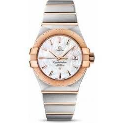Omega Constellation Brushed Chronometer 123.20.31.20.05.001