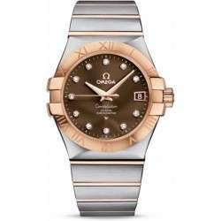 Omega Constellation Chronometer 35 mm Chronometer 123.20.35.20.63.001