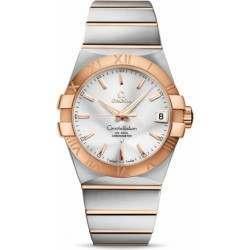 Omega Constellation Chronometer 38 mm 123.20.38.21.02.001
