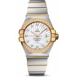 Omega Constellation Brushed Chronometer 123.25.31.20.55.002
