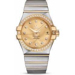 Omega Constellation Chronometer 35 mm Chronometer 123.25.35.20.58.001