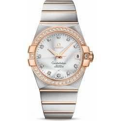 Omega Constellation Chronometer 38 mm Chronometer 123.25.38.21.52.001