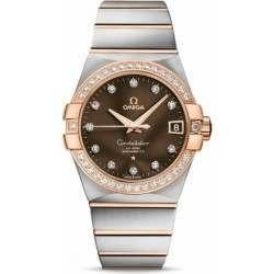 Omega Constellation Chronometer 38 mm Chronometer 123.25.38.21.63.001