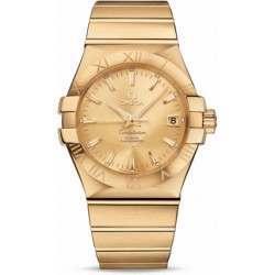 Omega Constellation Chronometer 35 mm Chronometer 123.50.35.20.08.001