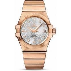 Omega Constellation Chronometer 35 mm Chronometer 123.50.35.20.52.003