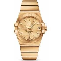 Omega Constellation Chronometer 38 mm Chronometer 123.50.38.21.08.001