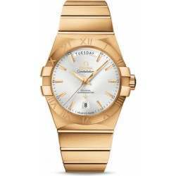 Omega Constellation Day-Date Chronometer 123.50.38.22.02.002