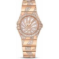 Omega Constellation Luxury Edition Diamonds 123.55.27.60.55.011