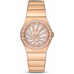 Omega Constellation Luxury Edition Diamonds 123.55.27.60.55.013