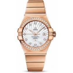 Omega Constellation Brushed Chronometer 123.55.31.20.55.001