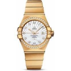 Omega Constellation Brushed Chronometer 123.55.31.20.55.002