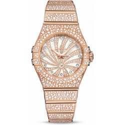 Omega Constellation Luxury Edition Diamonds 123.55.31.20.55.006
