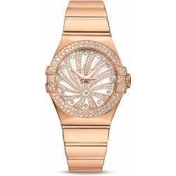 Omega Constellation Luxury Edition Chronometer 123.55.31.20.55.010