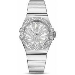 Omega Constellation Luxury Edition Chronometer 123.55.31.20.55.011
