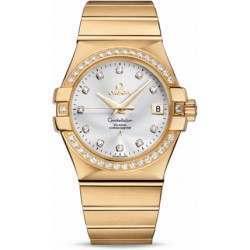 Omega Constellation Chronometer 35 mm Chronometer 123.55.35.20.52.002