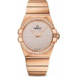 Omega Constellation Jewellery Chronometer 123.55.38.20.99.004