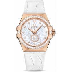 Omega Constellation Small Seconds Chronometer 123.58.35.20.55.002