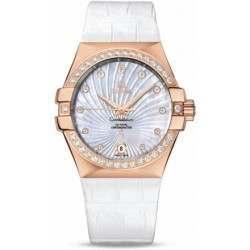 Omega Constellation Chronometer 35 mm Chronometer 123.58.35.20.55.003