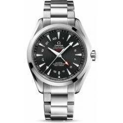 Omega Seamaster Aqua Terra 150 M GMT Chronometer 231.10.43.22.01.001