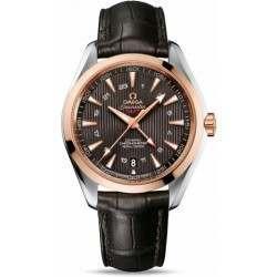 Omega Seamaster Aqua Terra 150 M GMT Chronometer 231.23.43.22.06.001