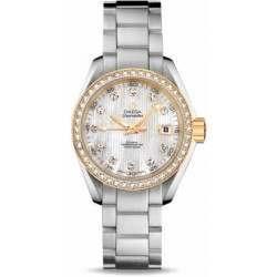 Omega Seamaster Aqua Terra Jewellery Chronometer 231.25.30.20.55.004