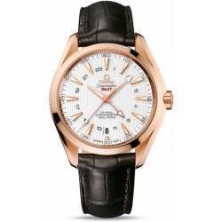 Omega Seamaster Aqua Terra 150 M GMT Chronometer 231.53.43.22.02.001