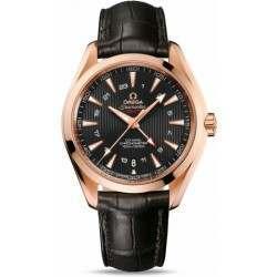 Omega Seamaster Aqua Terra 150 M GMT Chronometer 231.53.43.22.06.002