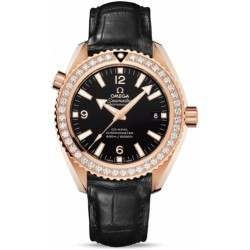 Omega Seamaster Planet Ocean Chronometer 232.58.42.21.01.001