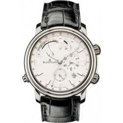 Blancpain Leman GMT Alarm Watch 2841-1542-53B